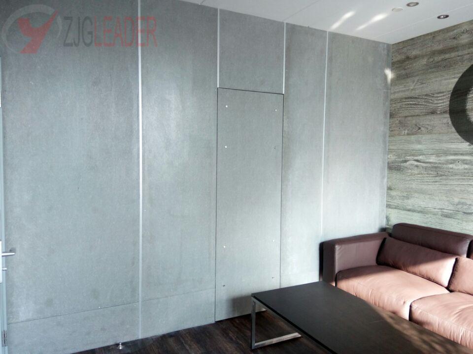 office dexoration fiber cement board