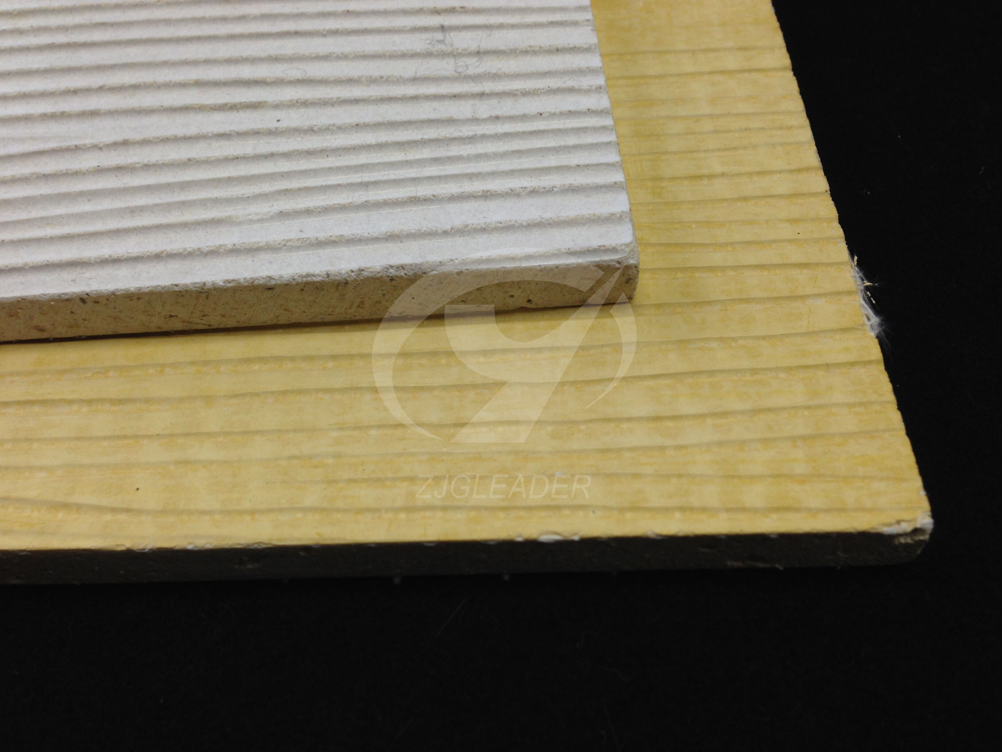 wood grain magnesium oxide board
