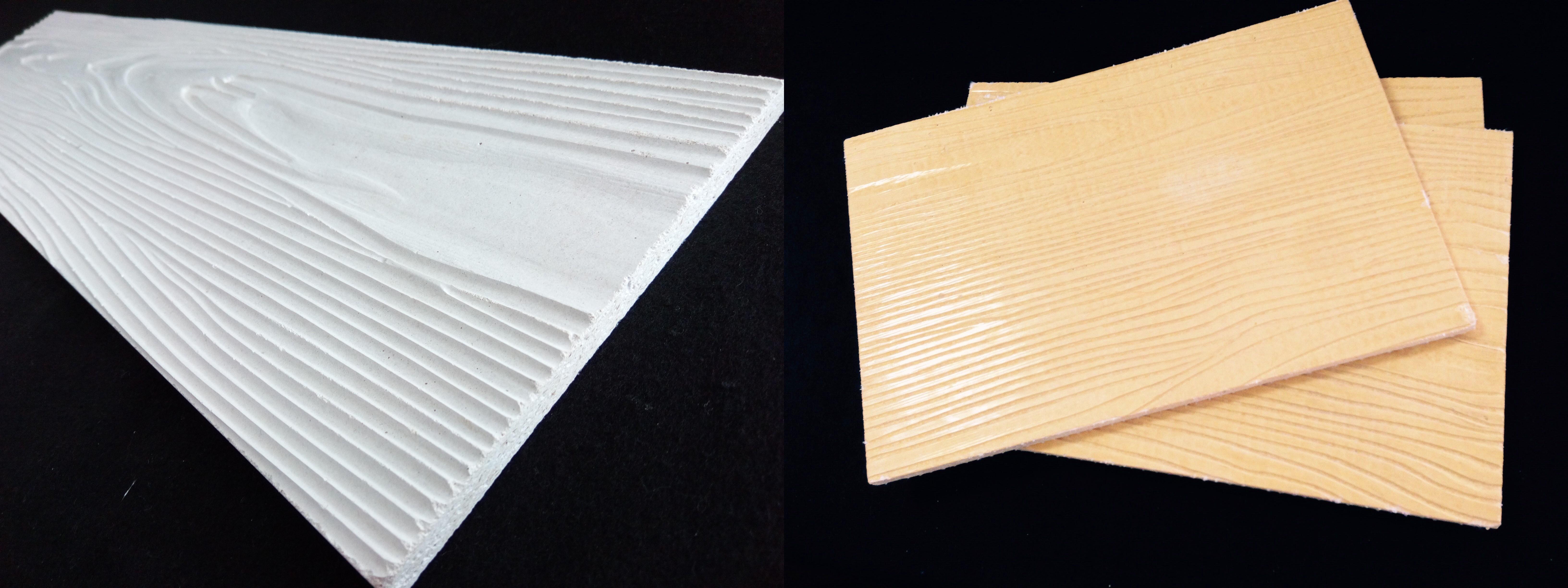 wood grain mgo board